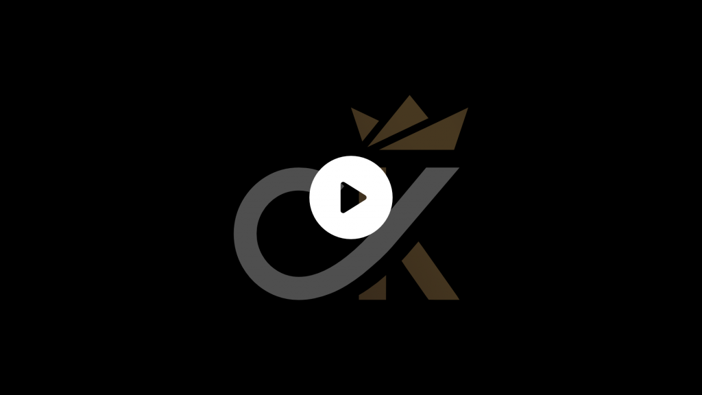 Simple CK logo animation for a Twitch stream