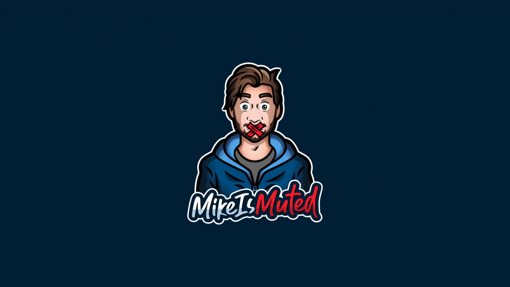 Mascot character logo using the customers picture as reference