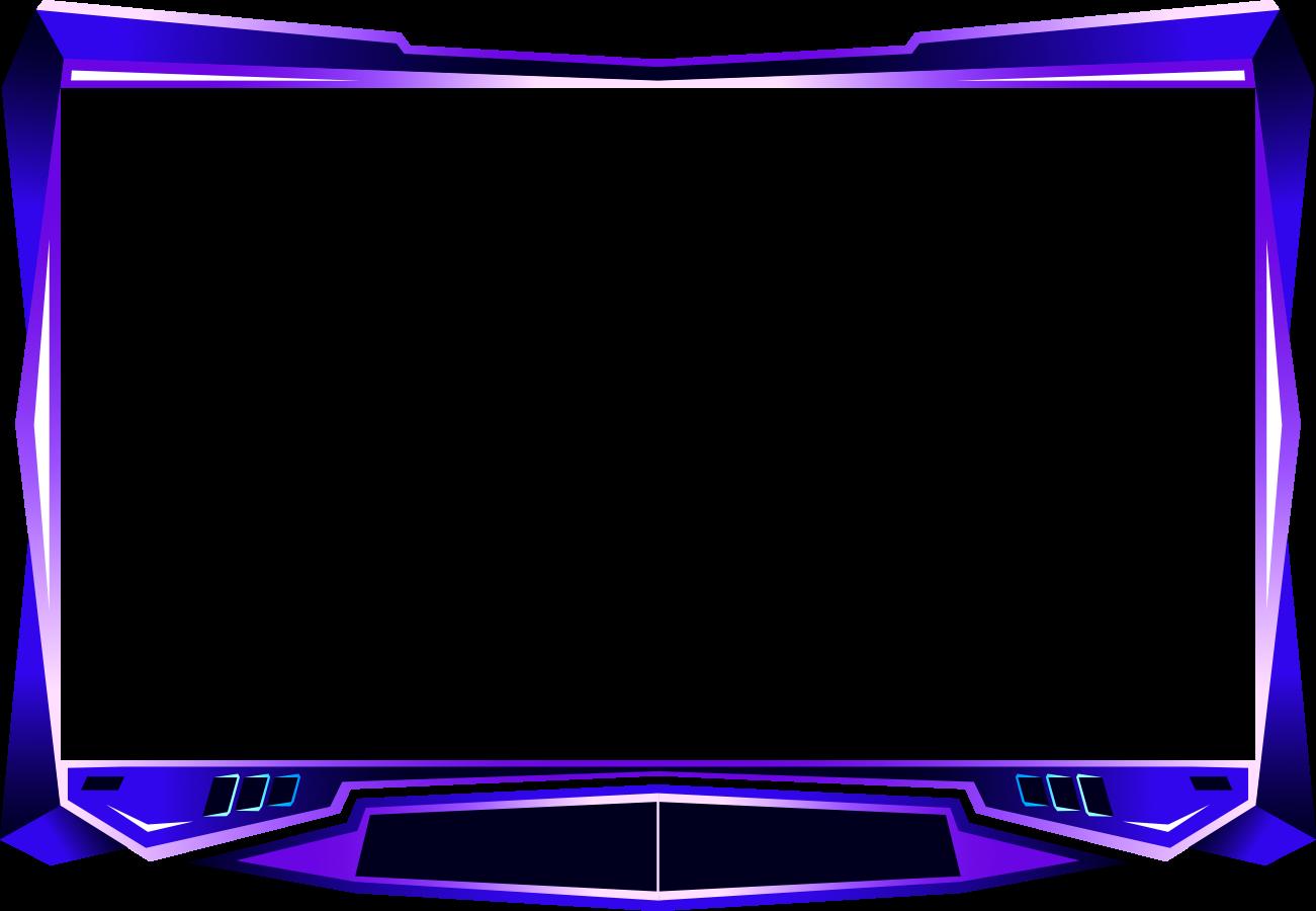 Dark Ops Twitch Webcam Overlay