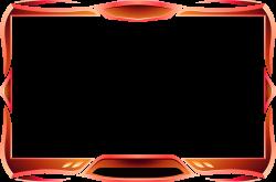 OrangeWebcamOverlay