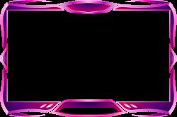 PinkWebcamOverlay